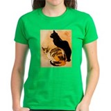 The Cats by  Th&#233;ophile Steinl Tee