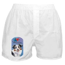 mini Amer T Boxer Shorts