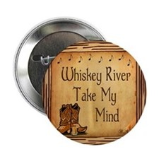 "Country Music Coaster 2.25"" Button"