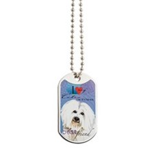 coton-magnet Dog Tags