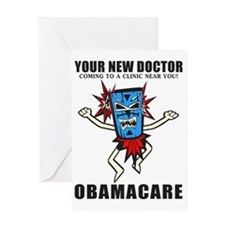 Your New Doctor Greeting Card