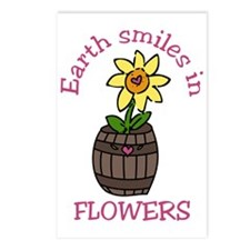 Earth Smiles Postcards (Package of 8)