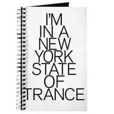 Im In a New York State of Trance Journal
