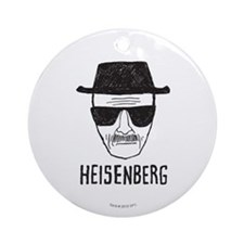 Heisenberg Sketch Ornament