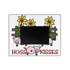 Hogs + Kisses Picture Frame