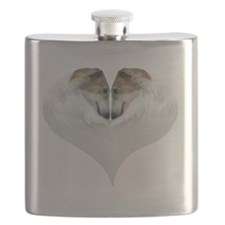 ZoiHeartNatural Flask