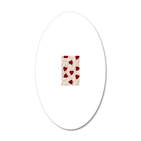 SNAP 20x12 Oval Wall Decal
