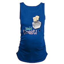 Toaster Maternity Tank Top