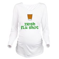 irishsgug Long Sleeve Maternity T-Shirt