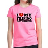I Love my Filipino Boyfriend Tee