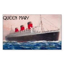 Queen Mary Decal