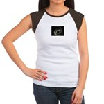 Heart Women's Cap Sleeve T-Shirt