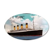 RMS Titanic Wall Decal