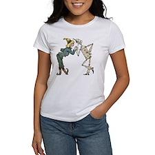 Oz Scarecrow and Tin Woodman Tee