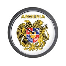 Armenia Products Wall Clock