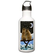 Cat 584 Water Bottle