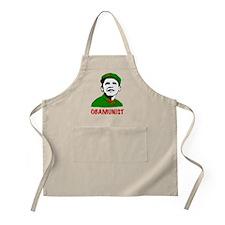 Obamunist Communist Republican Shirt Apron