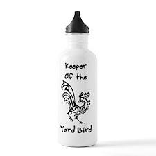 Keeper of the Yard Bir Water Bottle