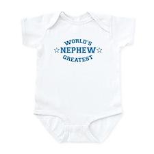 World's Greatest Nephew Infant Bodysuit