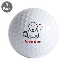 logo1 Golf Ball