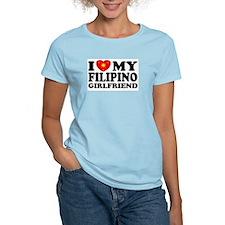 I Love my Filipino Girlfrien T-Shirt