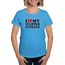 I Love my Filipino Husband Tee