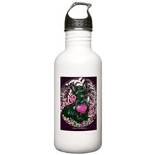 Scottish Terrier Valen Water Bottle