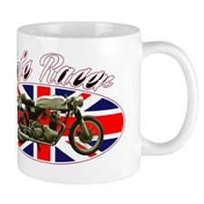 Cafe Racer - British Flag Mug