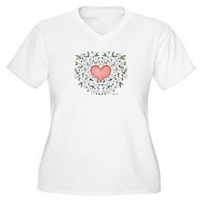 A Heart Gone Wild T-Shirt