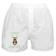 Team Prancer Boxer Shorts
