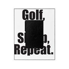 Golf, Eat, Sleep, Repeat. Picture Frame
