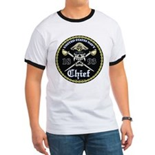 Navy Chief 1893 Ash Grey T-Shirt
