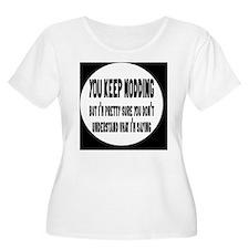 noddingbutton T-Shirt