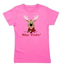 Now Vixen Girl's Tee