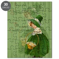 sq_greeting_card_192_V_F Puzzle