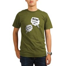 Sibling Rivalry - boy T-Shirt