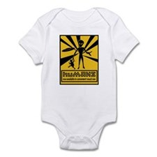 Cute Inappropriate Infant Bodysuit