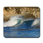 Big Sur Wave Mousepad