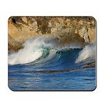 Big Sur Wave Mousepad