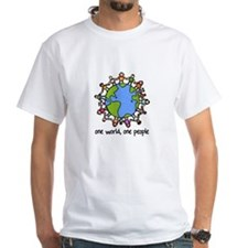 one world,one people Shirt