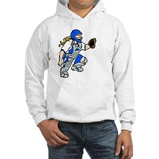 blue2 No Place Like Home Hoodie