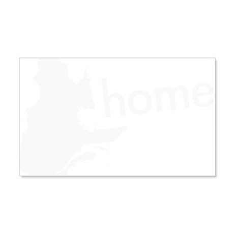 Home 20x12 Wall Decal