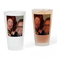 Dallas  Savannah Promo Shot Drinking Glass