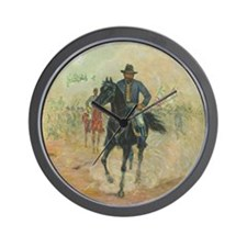 Grant by Charles W. Reed Wall Clock