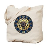 Greek Plate Tote Bag