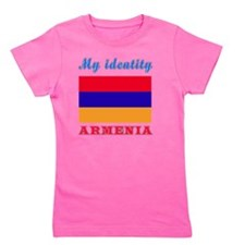 My Identity Armenia Girl's Tee