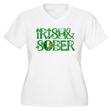 Irish And Sober Recovery T-Shirt