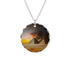 Great Pyramids of Giza Necklace