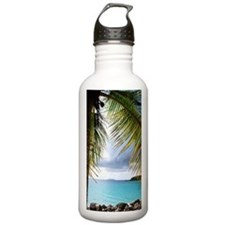 Cinnamon Bay, St. John Water Bottle