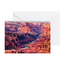 Grand Canyon Landscape Photo Greeting Card